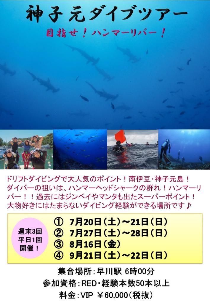神子元島ツアーのサムネイル
