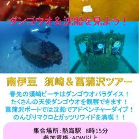 須崎&菖蒲沢ツアーのサムネイル